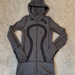 Lululemon Herringbone Define Jacket